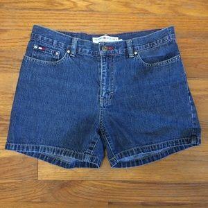Retro Tommy Hilfiger Denim Jeans Shorts